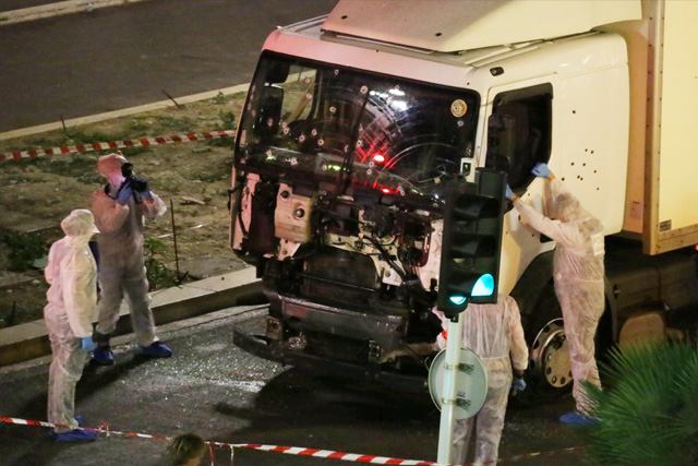 Attack In Nice: Suspect Had Help From Accomplices, Planned Ahead