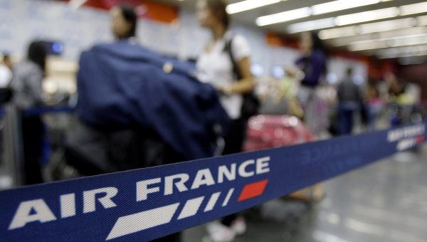 Cabin Crew Strike To Disrupt Air France Flights This Week