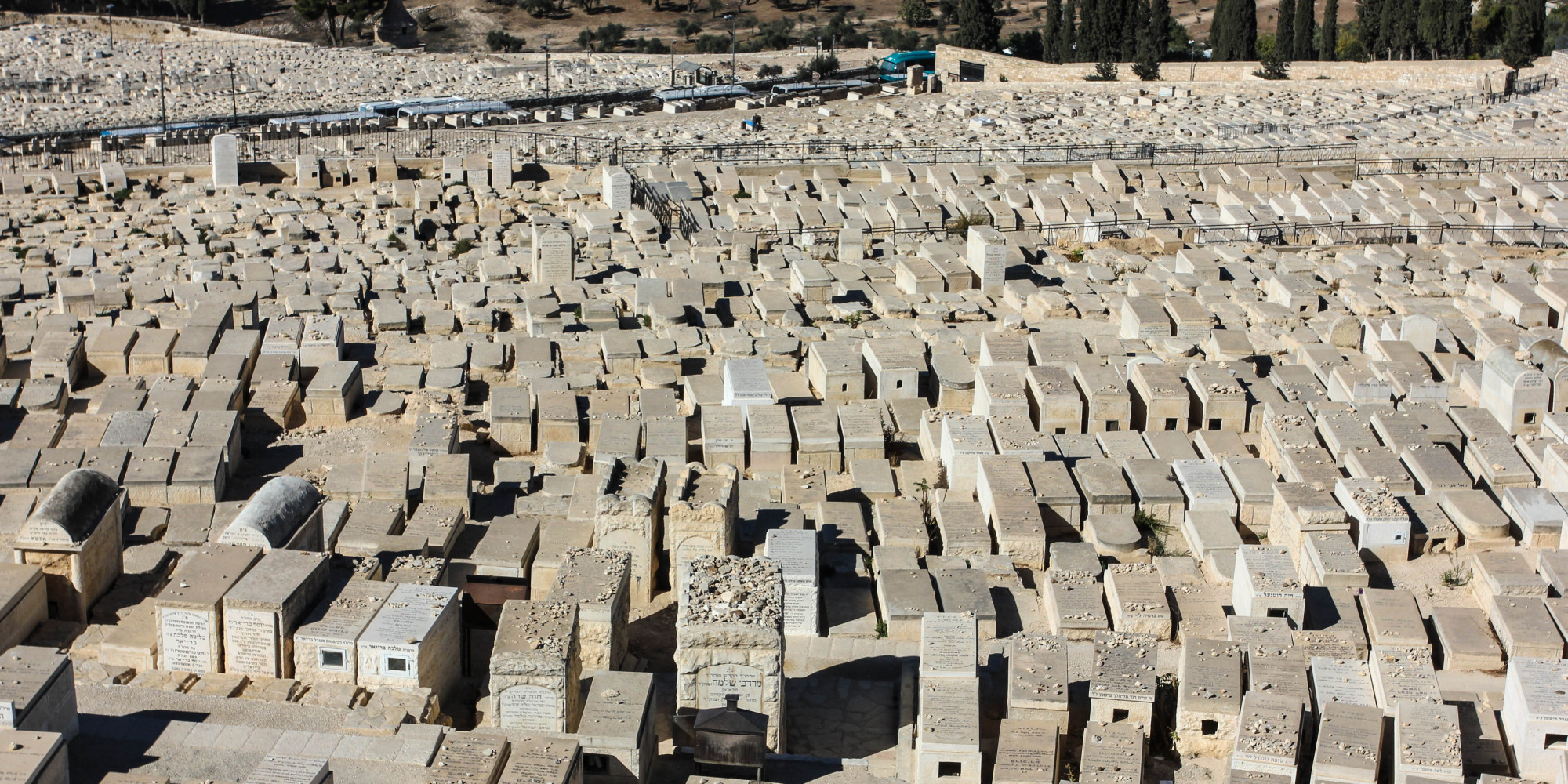 Israel: Above-Ground Burial Structure Stands Empty As Burial Crisis Increases