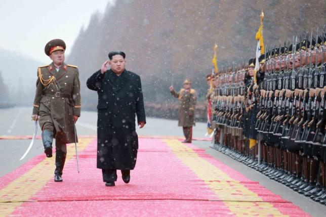 North Korea Warns US Of 'Terrifying Price' Over Nuke Tensions