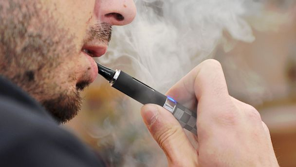 E-cigarette Vapor Releases Two Cancerous Chemicals, New Study Says