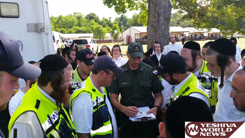 MISSING FOUND! 'Special-Needs' Child Who Went Missing From Satmar Camp Found By Hatzolah In Forest [PHOTOS]