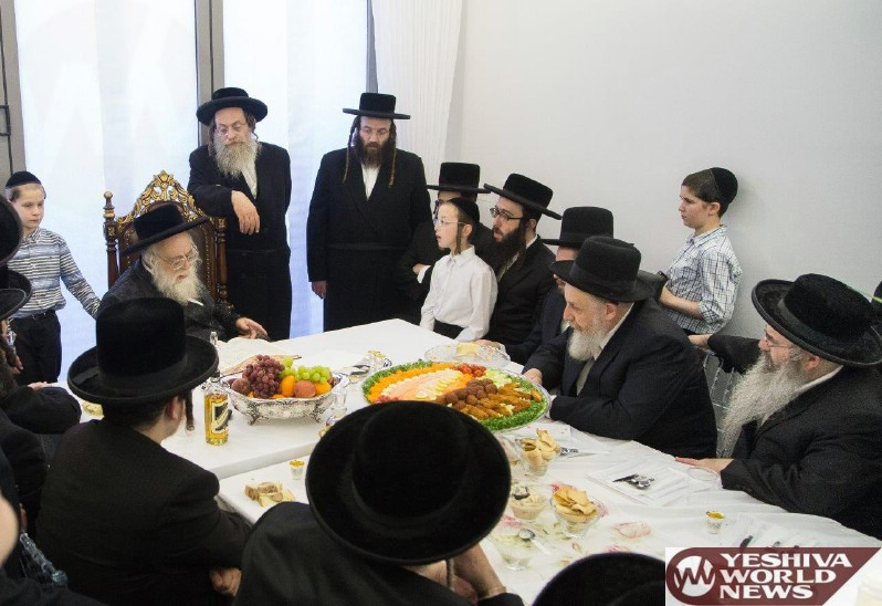Photo Essay: Toldos Ahron Rebbe Visiting London (Photos by Chili Green - JDN)