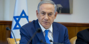 PM Binyamin Netanyahu & His Wife Sara Express Deep Personal Sorrow Over the Passing of Former President Shimon Peres