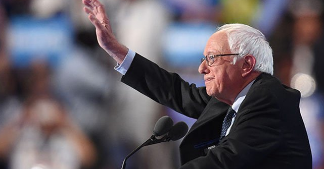 Sanders Urges Fans To Rally Behind Clinton As DNC Heats Up