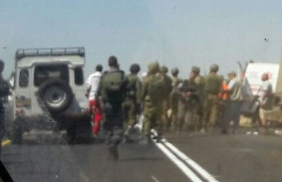 1 Dead & Multiple Wounded in  Palestinian Terrorist Shooting Attack [UPDATED 4:06PM IL]