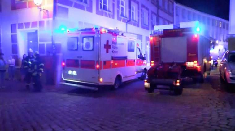 Germany: ISIS Claims Responsibility For Attack In Germany