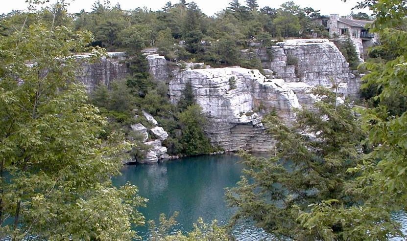 Husband, Wife And Baby Found Safe After Being Lost In Minnewaska State Park In Ulster County