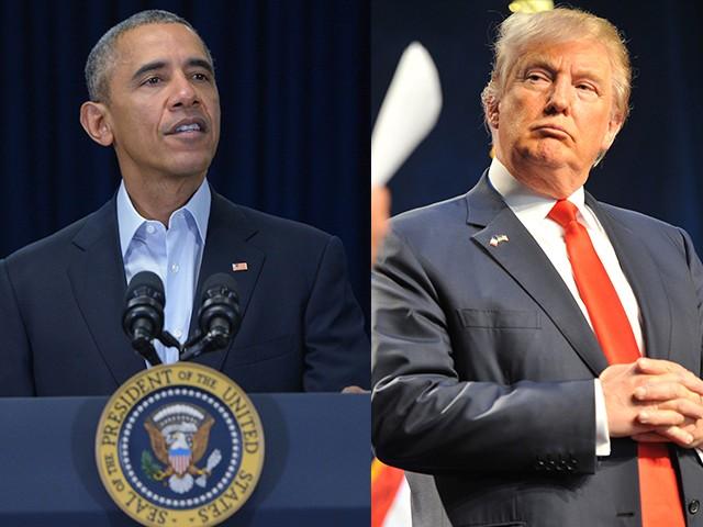 Obama: Trump Lacks 'Basic Knowledge' About World
