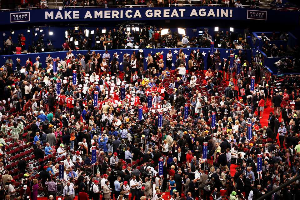 Safe GOP Convention Boosts Cleveland's Image To The World