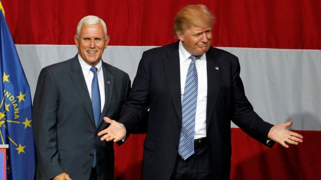 Pence Heads to Wisconsin to Woo Wary Republicans
