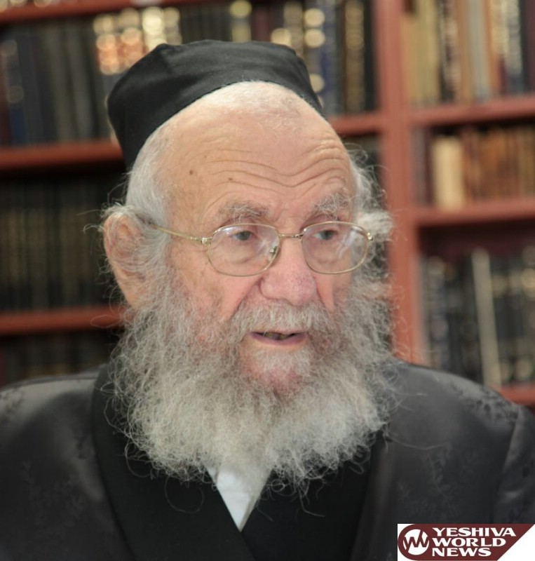 Ramat HaSharon's Chief Rabbi Resumes His Responsibilities
