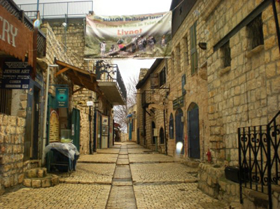 Does A New Building Plan Threaten Tzfat's Old City?