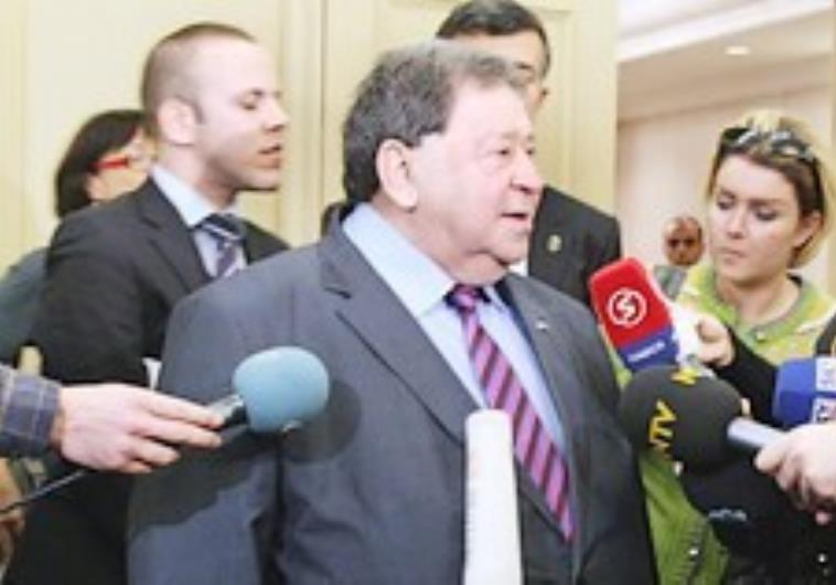 WhatsApp Rumor On Petira Of Former Minister Binyamin Ben-Eliezer Dispelled By Hospital Spokesperson