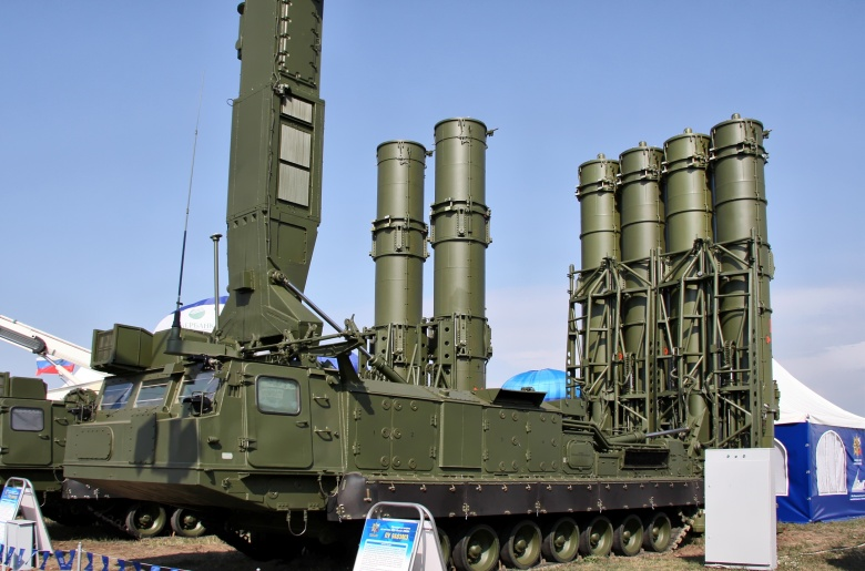 Iran Deploys Advanced Russian Anti-Aircraft System To Protect Nuclear Facility