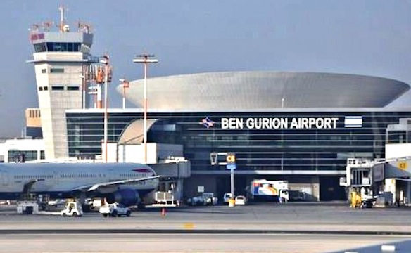 Workers declare full strike at Ben Gurion Airport - Israel ...