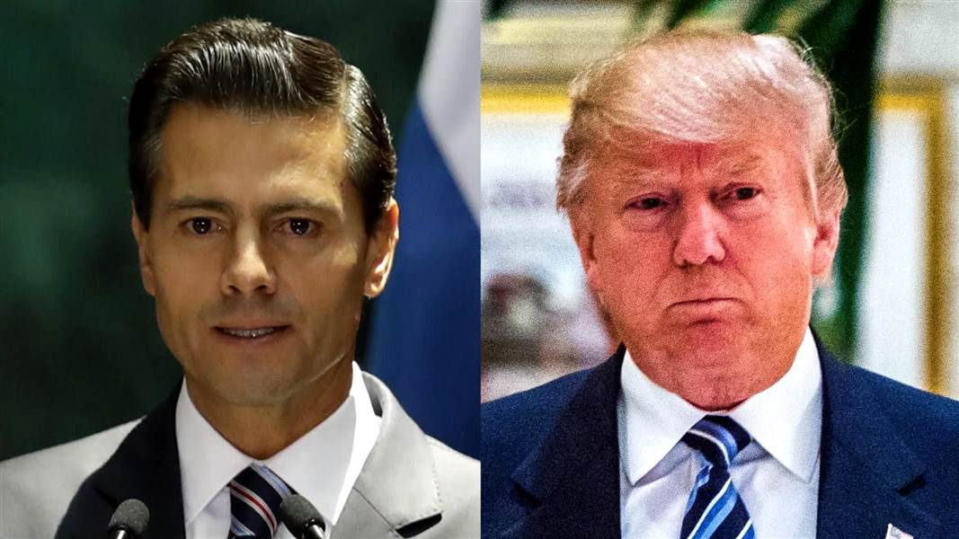 Mexico Wonders Why Its President Is Meeting With Trump