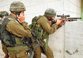 Nachal Chareidi Soldier Under Investigation Following Fatal Shooting Of A PA Resident