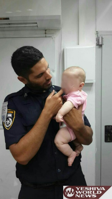 Child Found in Modi'in Illit Without Parents