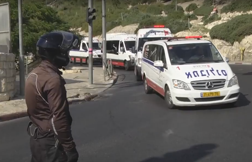 VIDEO: Israel Police Cooperates With Ezer Mizion To Provide A Vacation Experience For Many Children
