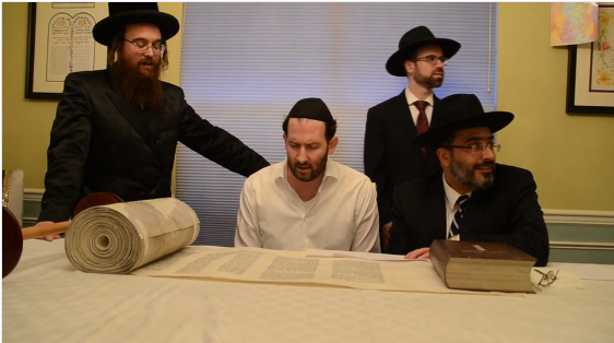 HEARTBREAKING VIDEO: Daniel Lansky A'H, Young Father of 3 Children, Sings Nishmas Just Months before his Petira