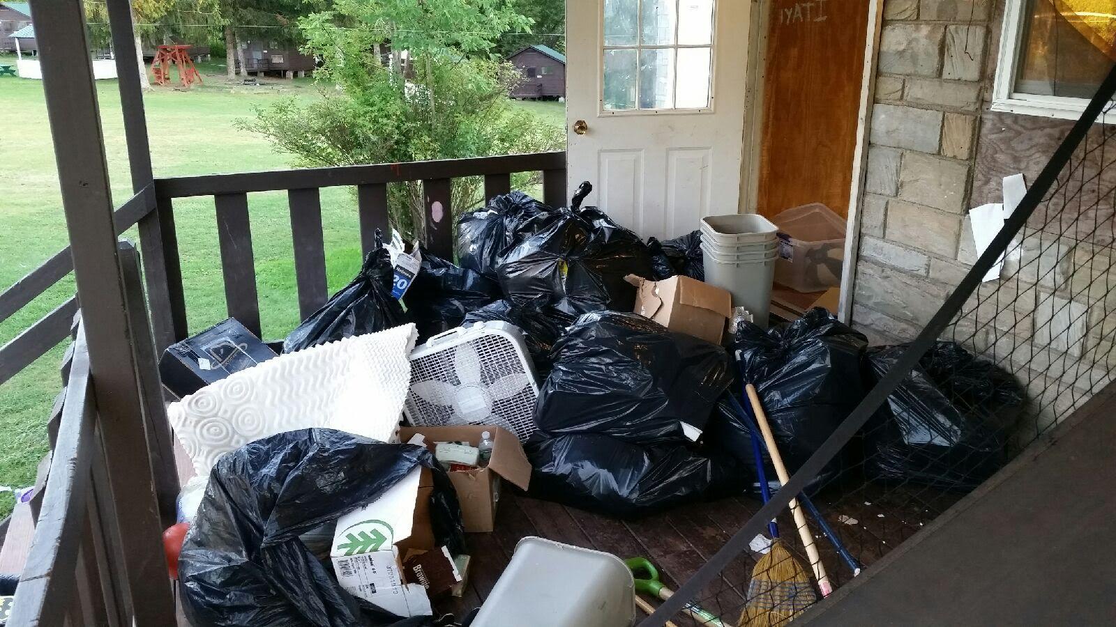 Sleepaway Camps, Leftover Stuff, and Halacha