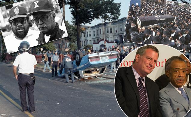 NYC Prepares to Mark 25 Years Since Crown Heights Riots