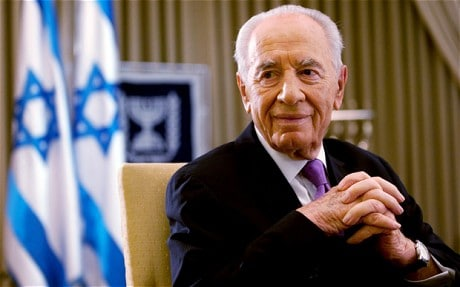 Doctors say Israel's Peres continues to improve after stroke