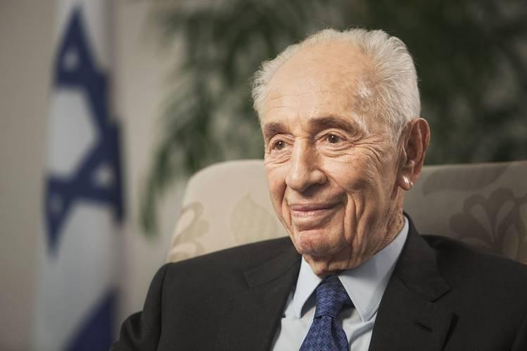 Update On Former President Peres