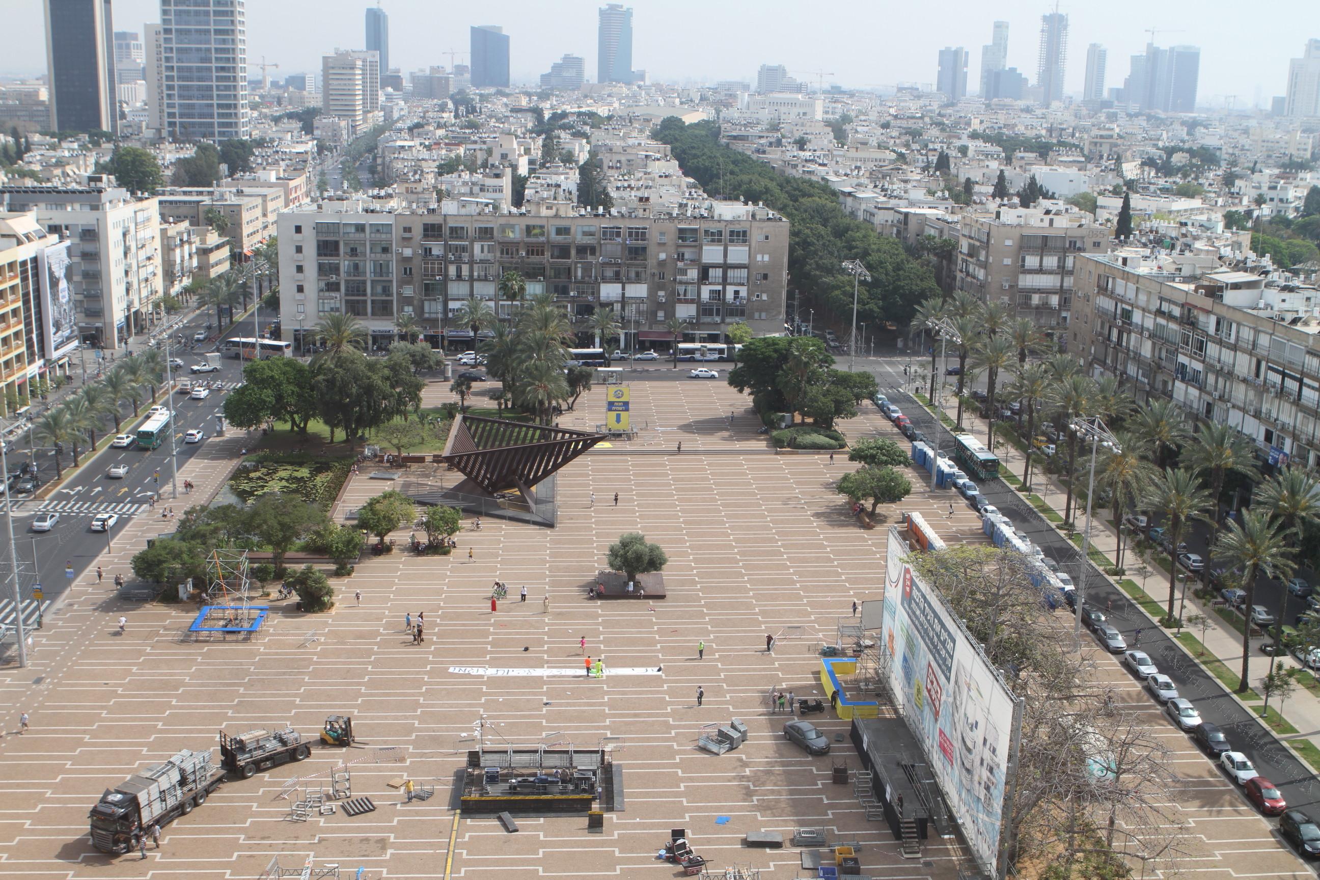 Tel Aviv Pre-Yom Kippur Event At Rabin Square Canceled Amid Social Media Threats To Boycott Entertainers