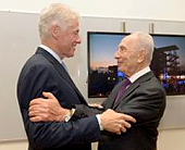 Statement from Former US President Bill & Hillary Clinton on the Death of Former President Peres