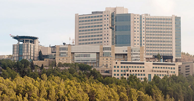 Hadassah Hospital Moves To Heightened Alert Status Ahead Of Funeral Of The Late President Peres