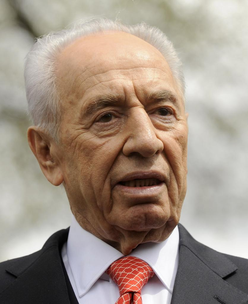 Rabbi Yitzchak Levy: Peres Was The Man Behind The First Settlement In The Shomron