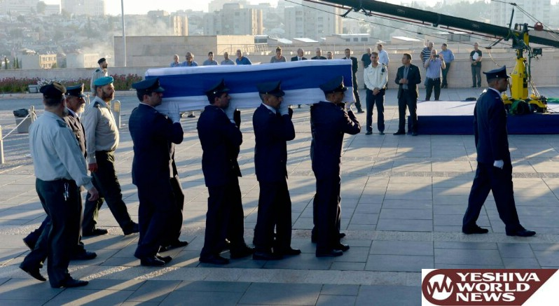 LIst Of World Figures to Attend Funeral of Shimon Peres Z'L