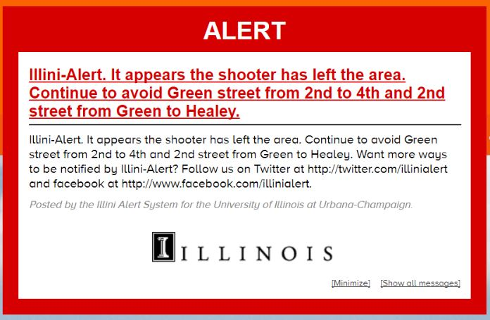 Developing Story: As Many as Nine People Shot on Illinois University Campus