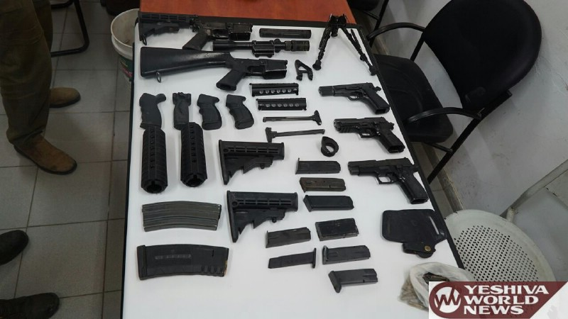 PHOTOS: Operation Uncovers Additional Weapons Manufacturing Operations In The PA