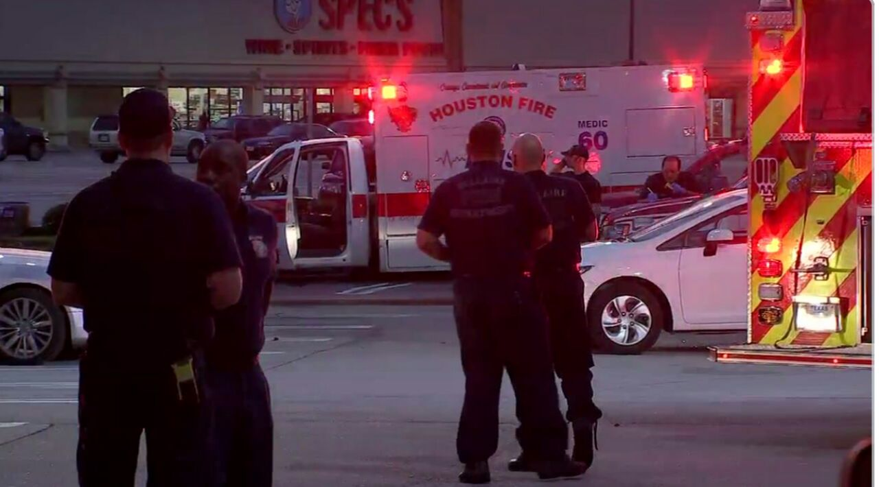 9 Wounded in Houston Shooting; Suspect Dead, Was a Lawyer