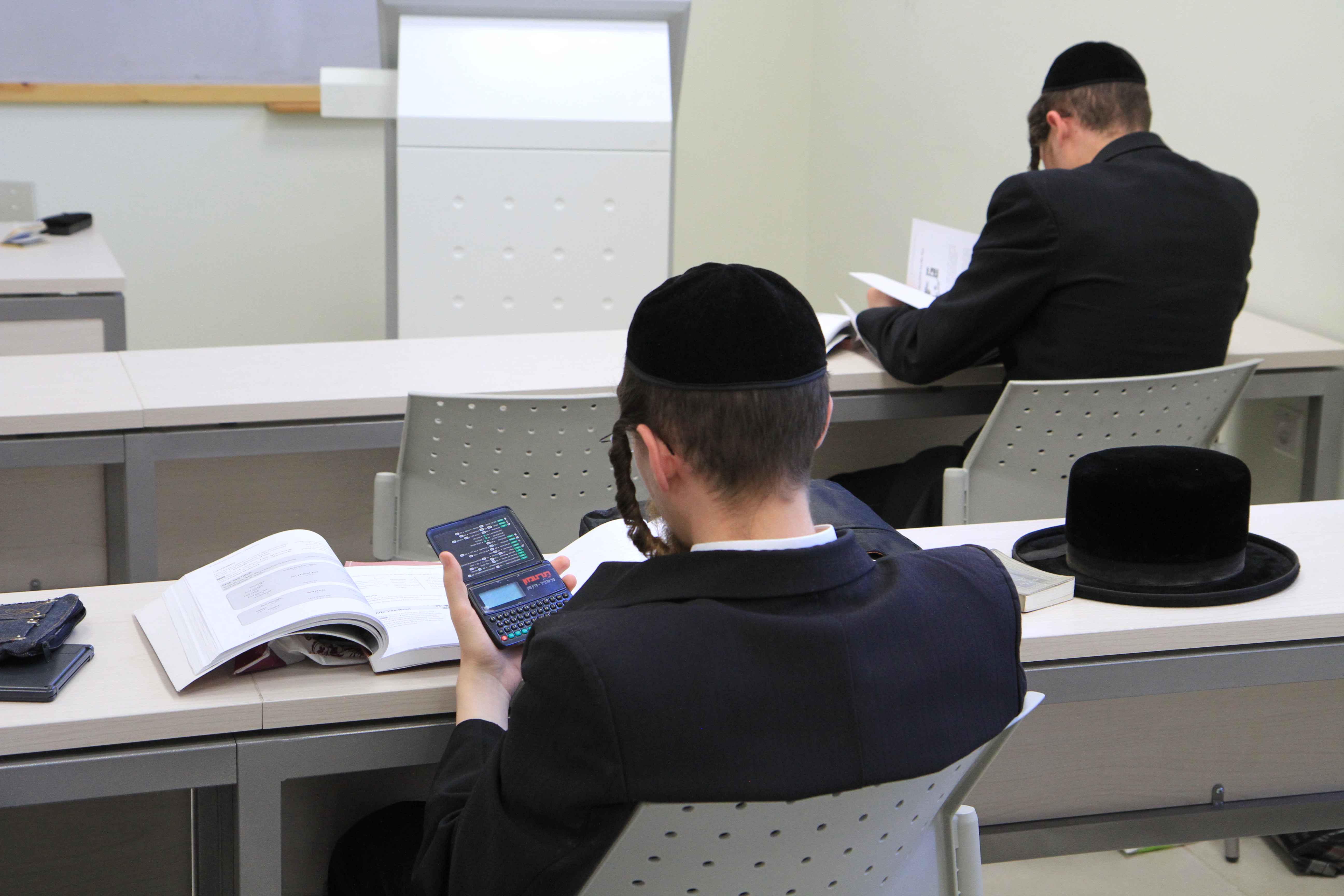 Haredi Community And Migdal Ohr