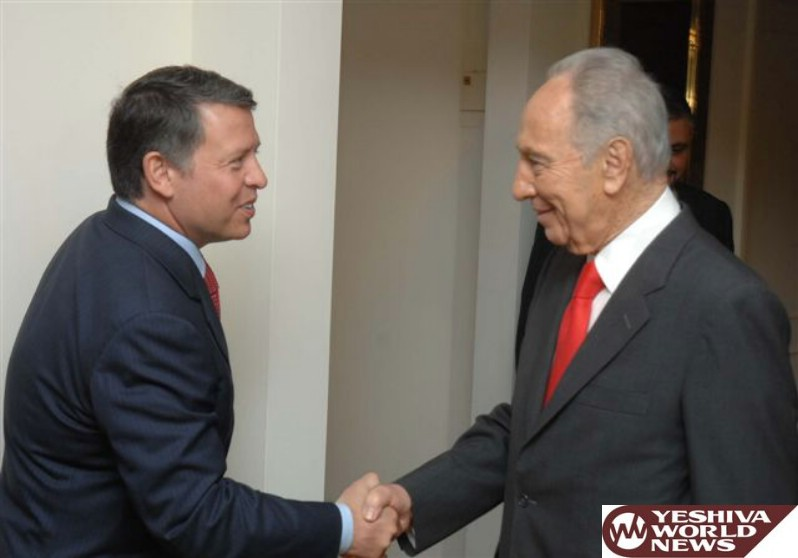Arabs Greet Peres Death With Silence And Animosity