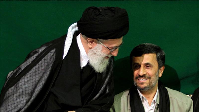 Ahmadinejad Allies Say Iran Leader Told Him Not to Run Again