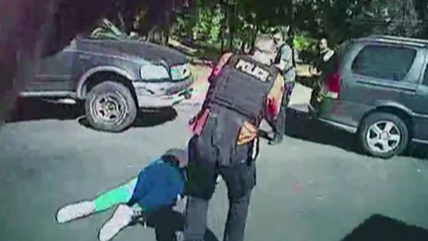 Charlotte Police Release Dramatic Video: New Details Of Shooting Of Black Man