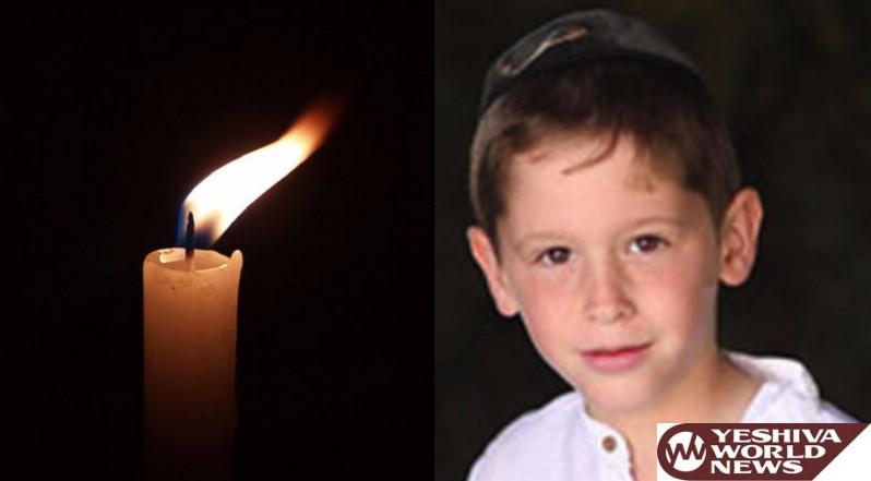 Levaya Of 11-Year-Old Eli Gradon From Los Angeles