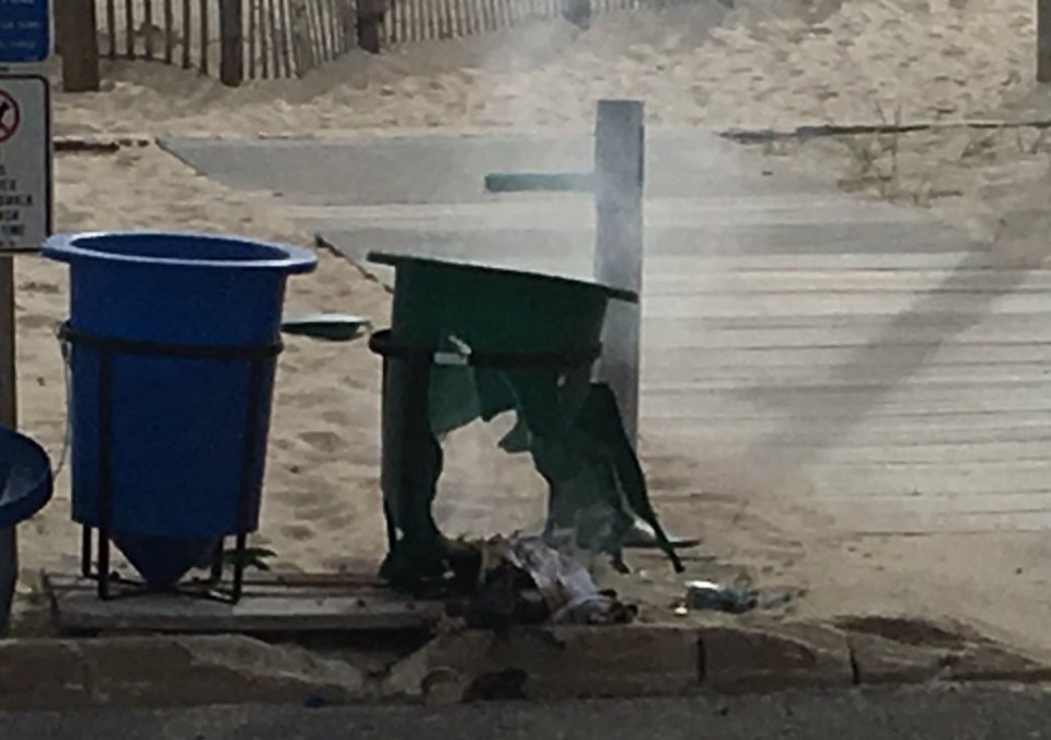 Bombs in Seaside Park, NYC May Be Linked; 'Promising Leads' In Incident