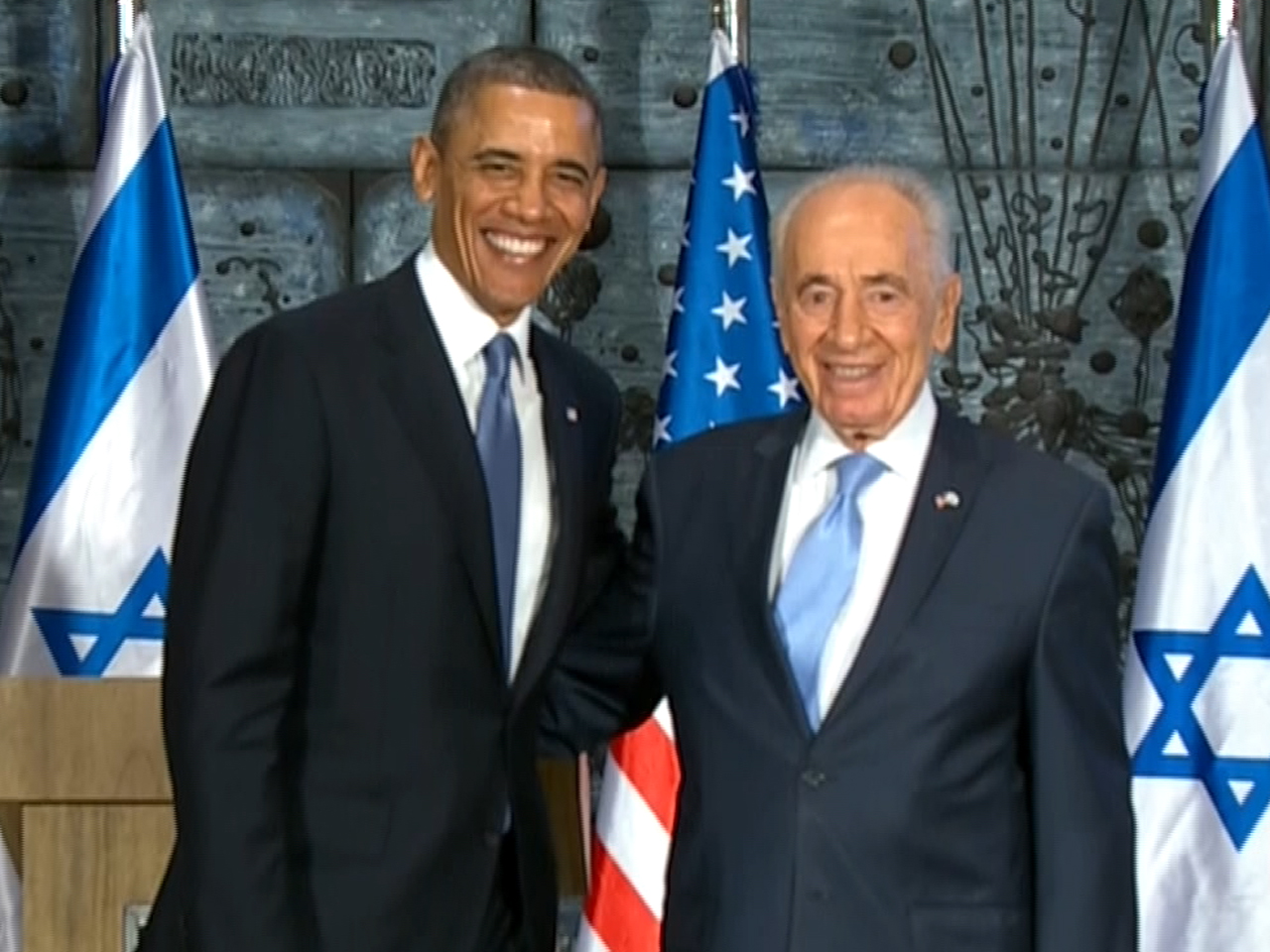 JUST IN: Pres. Obama Orders Flags To Be Flown At Half-Staff In Honor Of Shimon Peres