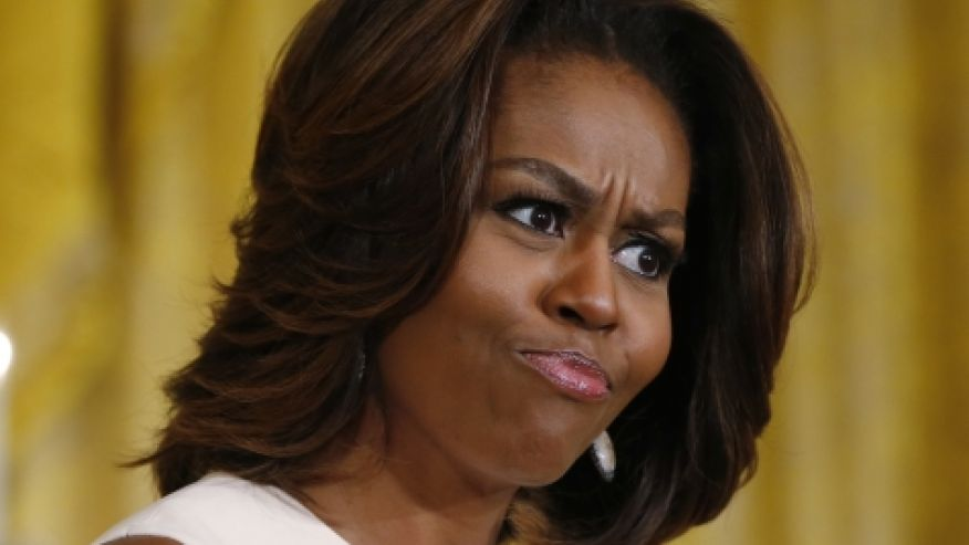Michelle Obama Takes Mesan Swipe At Trump; Says America 'Needs An Adult' In White House