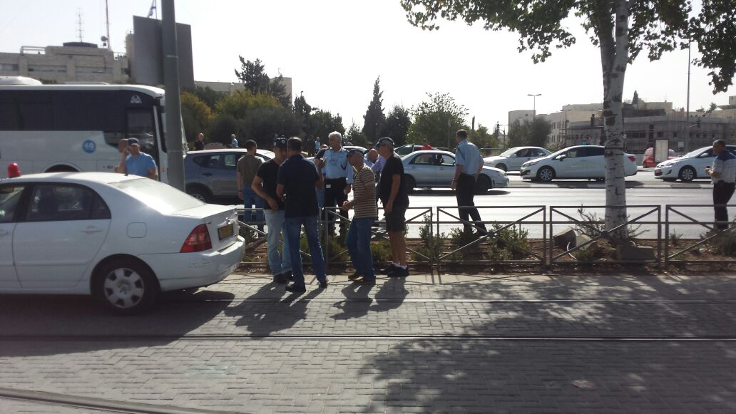 Shooting attack in Jerusalem wounds 3, assailant killed