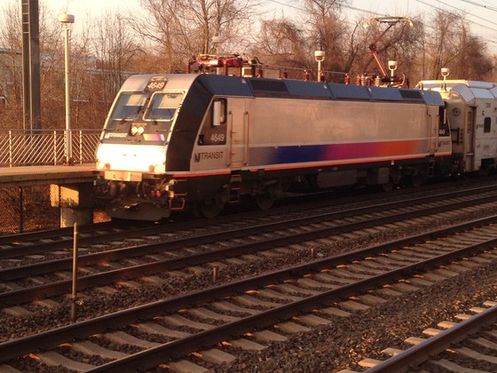 New Jersey Transit's Longest Delay: Modern Safety Technology