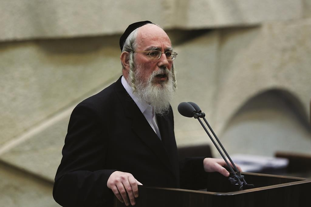 MK Eichler On The Meeting With The Vishnitzer Rebbe And The Nationwide Housing Shortage