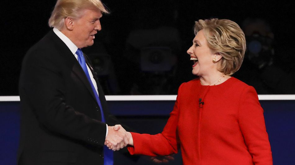 Donald Trump, Hillary Clinton Square Off Again At Roast