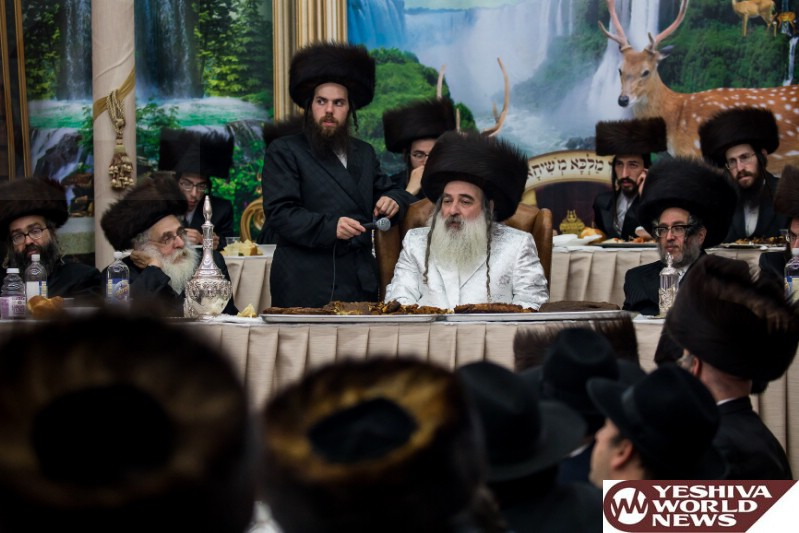 Photo Essay: Sukkos 5777 By The Krula Rebbe (Photos by JDN)
